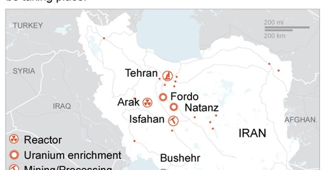 Iran now pushes for an end to arms embargo in nuclear deal