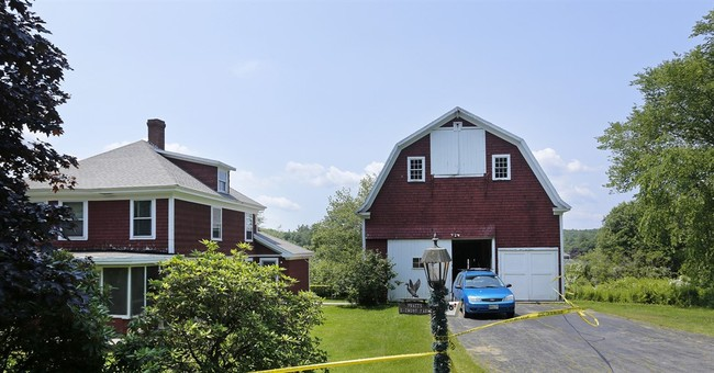 Autopsies set for couple, son found dead in 2 homes in Maine
