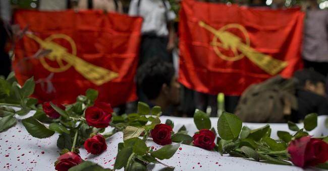Image of Asia: Commemorating 1962 Myanmar student uprising