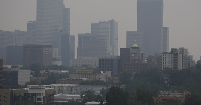 Haze from Canadian wildfires spreads across many US states