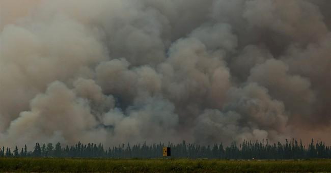 Soldiers arrive in Saskatchewan to battle raging wildfires