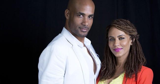 Boris Kodjoe & Nicole Ari Parker debut Fox talk show