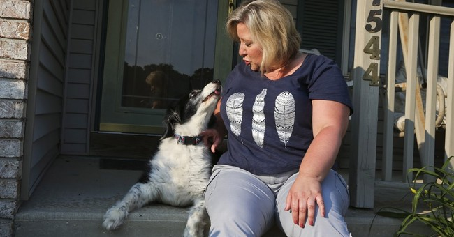 Charge dropped for woman jailed for not renewing dog license