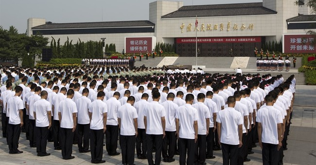 China opens exhibition to mark the war victory over Japan