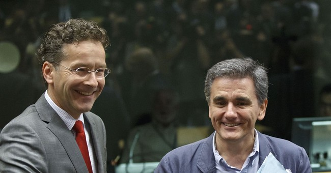 New Greek finance chief brings much-needed diplomatic touch