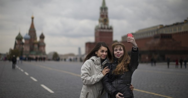 Russian police issue instructions for safe selfies