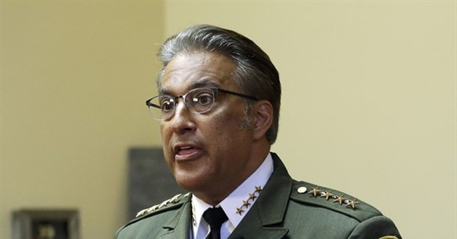 SF sheriff defends prior release of suspect in pier slaying