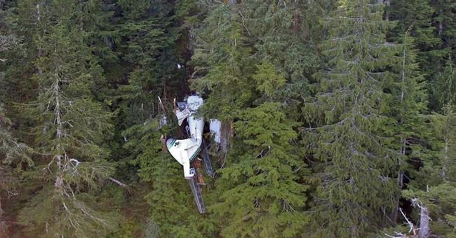 Feds: Plane in deadly Alaska crash had safety technology