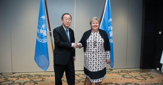 UN chief highlights need for children's education worldwide