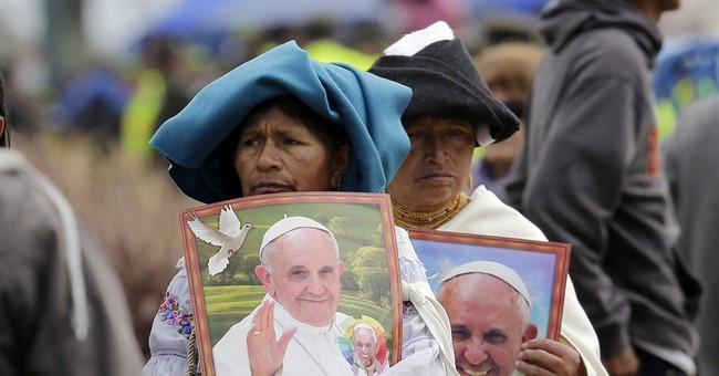 Indigenous leaders complain of being left off pope's agenda