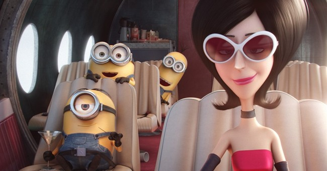 Review: A prequel for the pipsqueaks called 'Minions'