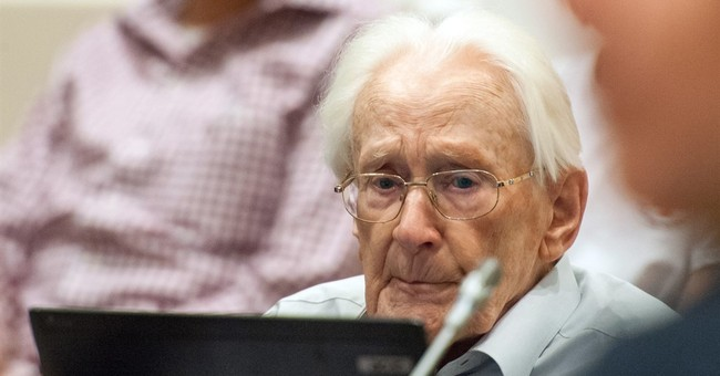 Prosecutors seek 3½ years in prison for ex-Auschwitz guard