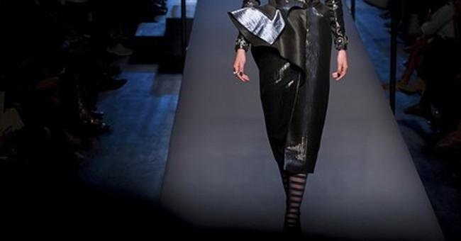 Anti-fur protest and celebrity concerts cap Paris couture