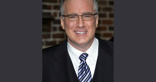Keith Olbermann and ESPN are on the outs _ again