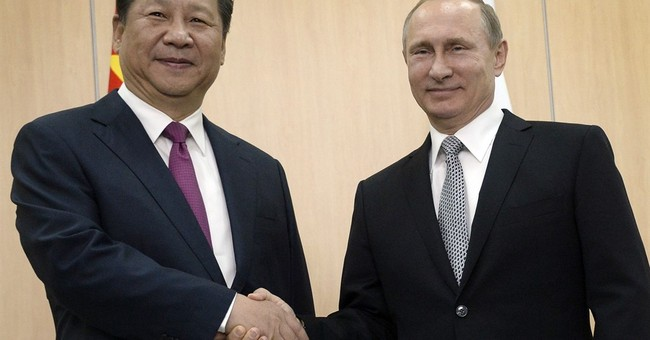 Putin: Russia and China can overcome any difficulty together