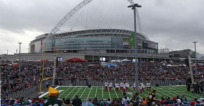 NFL games coming to London EPL club Tottenham's new stadium