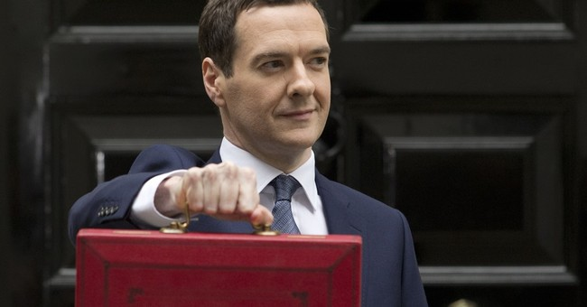 UK pledges tax avoidance crackdown, welfare cuts in budget