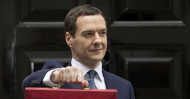 UK pledges tax avoidance crackdown, welfare cuts in budget