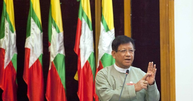 Election seen as crucial step for Myanmar set for Nov. 8