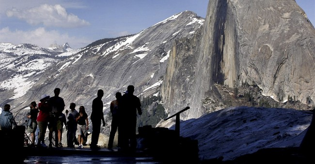 Yosemite rock fall changes face of world-class climb