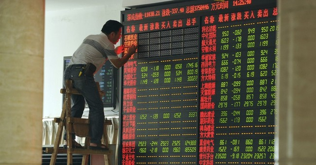 How exposed are you to the volatile Chinese stock market?