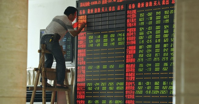 As China market sinks, limited exposure to outside investors