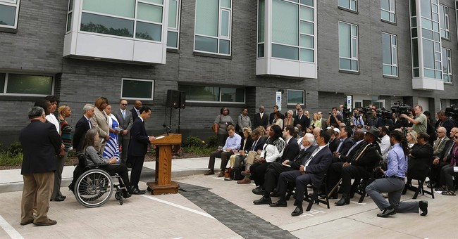 Obama administration takes aim at segregation in housing
