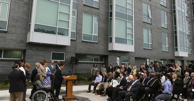 Obama administration takes aim at segregation in housing