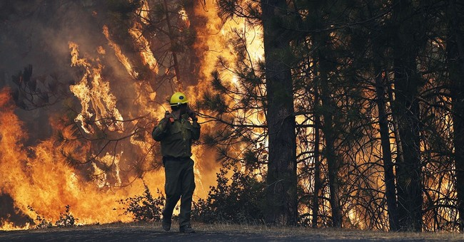 House GOP effort would tap disaster fund for some wildfires
