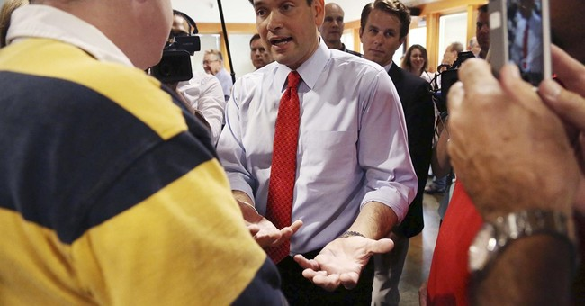 Rubio inspires, yet experience question lingers
