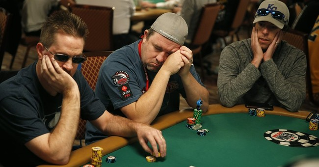 World Series of Poker main event attracts 6,420 entries