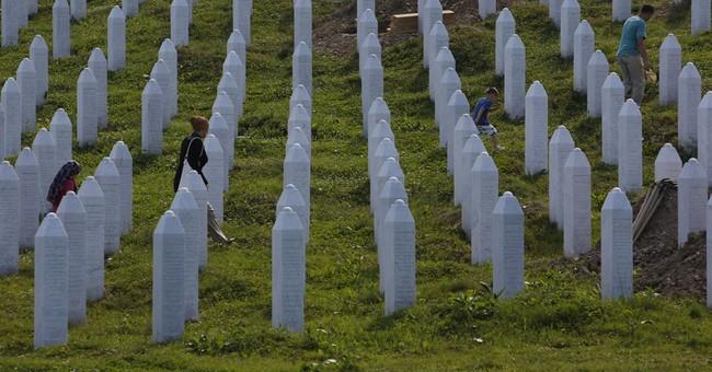 Russia vetoes UN resolution calling Srebrenica a genocide