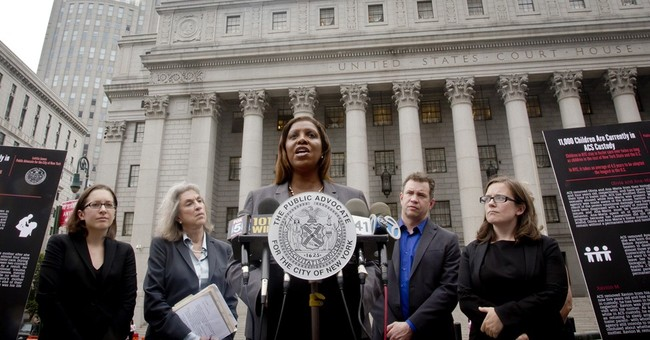Lawsuit: New York foster care officials didn't protect kids