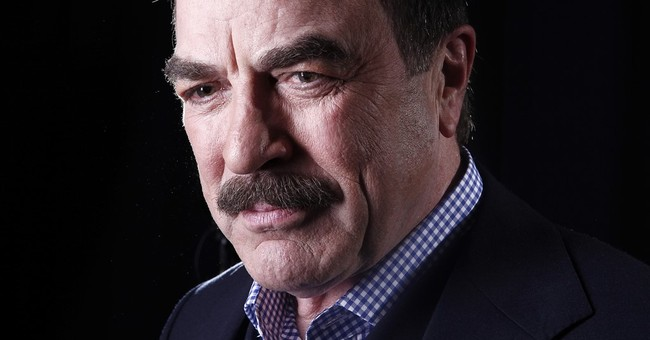 Official: Water Tom Selleck accused of stealing was paid for