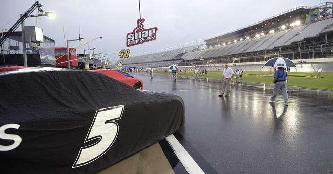 NBC receives positive reviews in return to NASCAR coverage