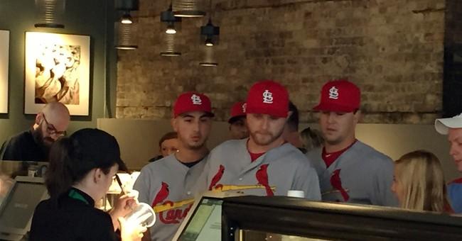 Hey, rook! Make mine a venti latte, Cardinals vets tell 'em