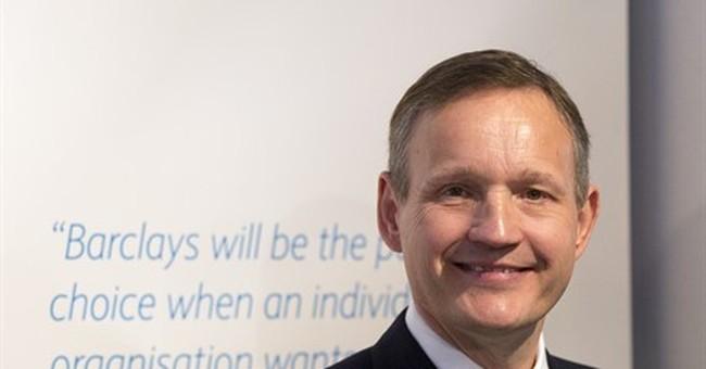 Barclays fires chief executive Antony Jenkins