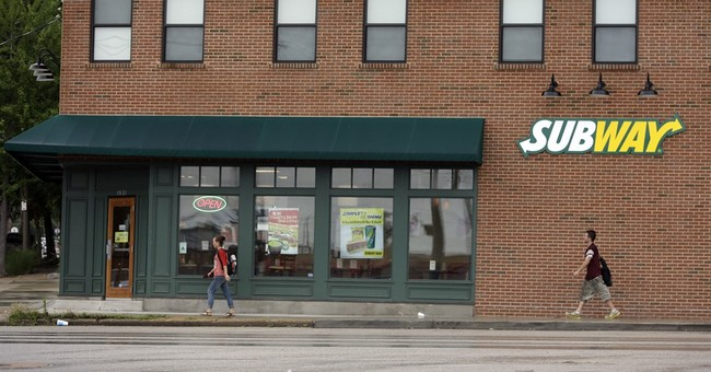 Future of Subway pitchman's foundation unclear after raid
