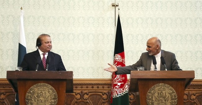 Pakistan terms Afghan-Taliban peace talks a 'breakthrough'