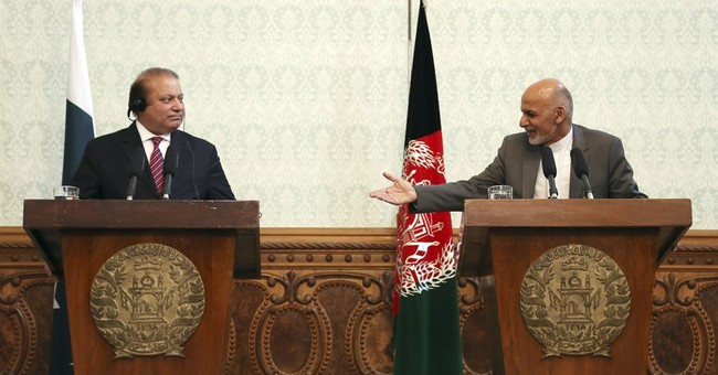 Pakistan sees progress after hosting Afghan-Taliban talks
