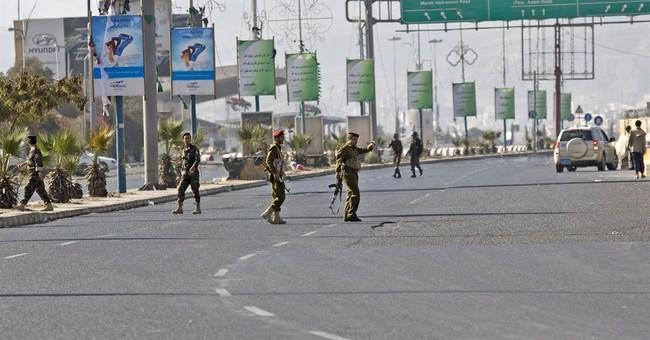 Yemeni troops battle Shiite rebels in Yemeni capital