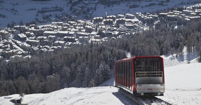 Davos forum founder urges unity against 'dangerous' risks