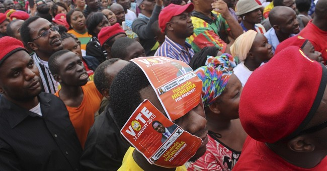 Zambia to vote on Tuesday