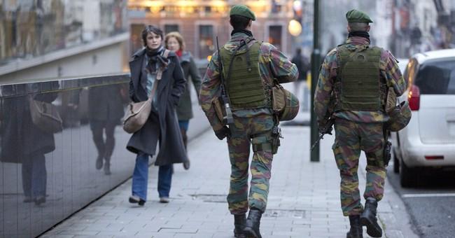 EU calls for anti-terror alliance with Arab countries
