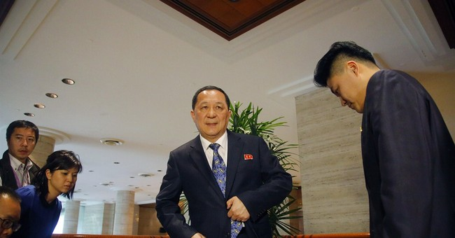 US ex-officials conclude nuke talks with N. Korean diplomat