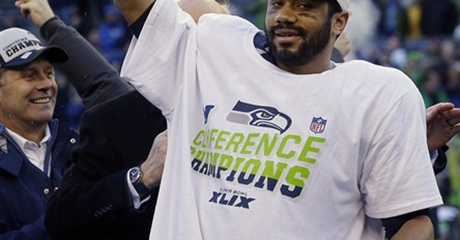 Seahawks apologize for tweet comparing MLK, football