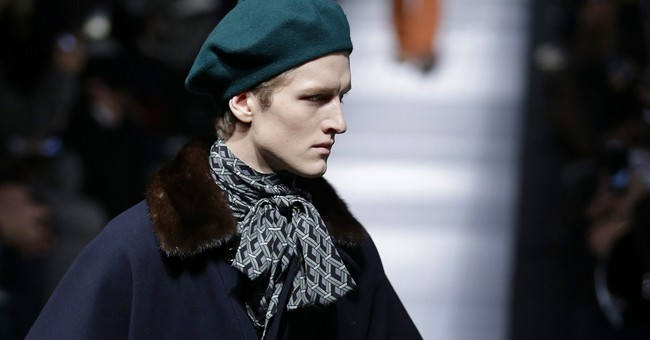 Gucci team presents new looks after Giannini's early exit