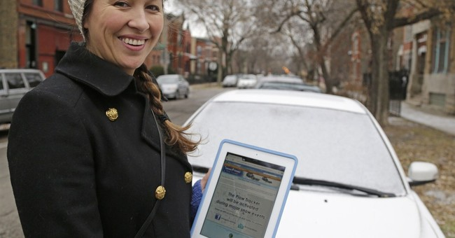 Snowplow tracking apps hold cities accountable for cleanup