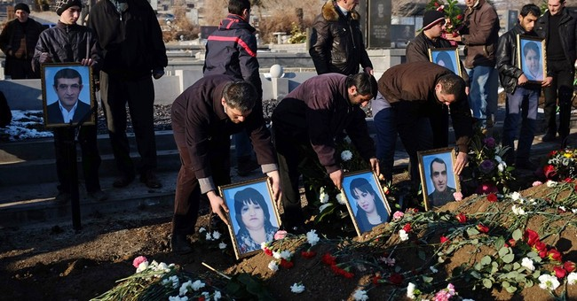 Death toll in Armenia slaying rises to 7