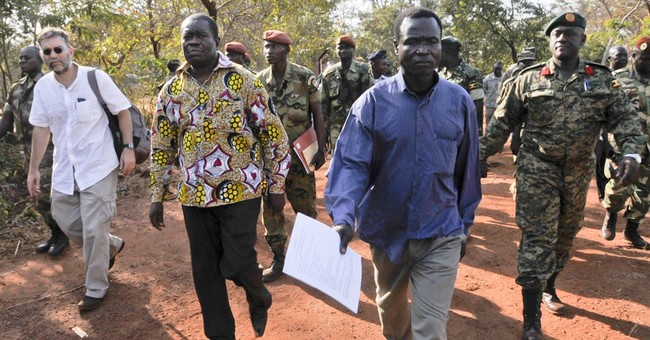 Prosecutor calls for renewed effort to arrest warlord Kony